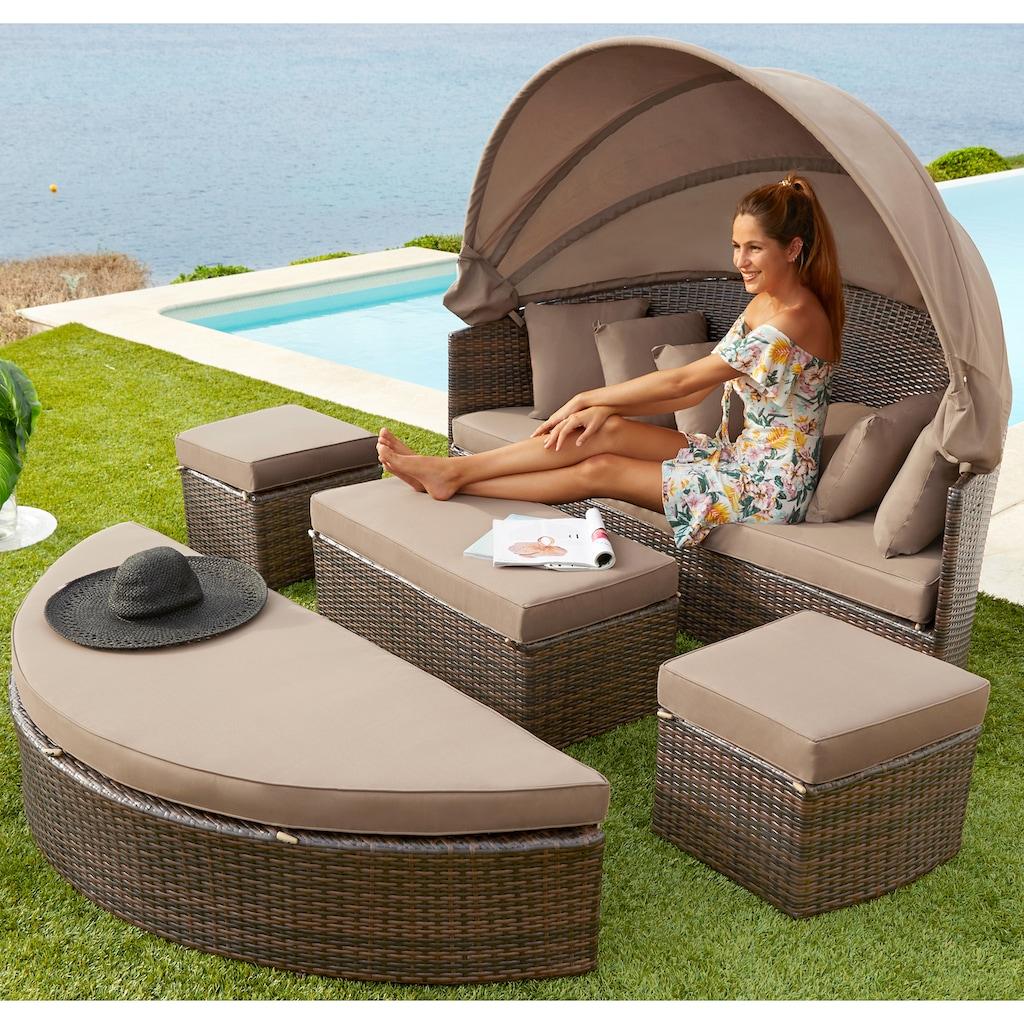 MERXX Loungesofa »Multifunktionsbett Riva«