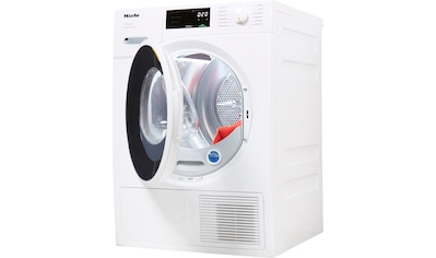Miele Wärmepumpentrockner »TSF643 WP EcoSpeed&8kg«, T1 White Edition kaufen