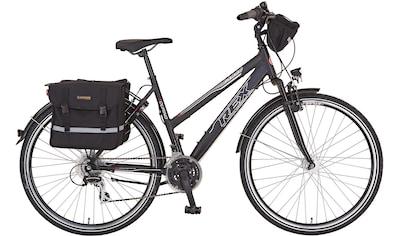 REX Bike Trekkingrad »Expedition«, 24 Gang, Shimano, Acera Schaltwerk, Kettenschaltung kaufen