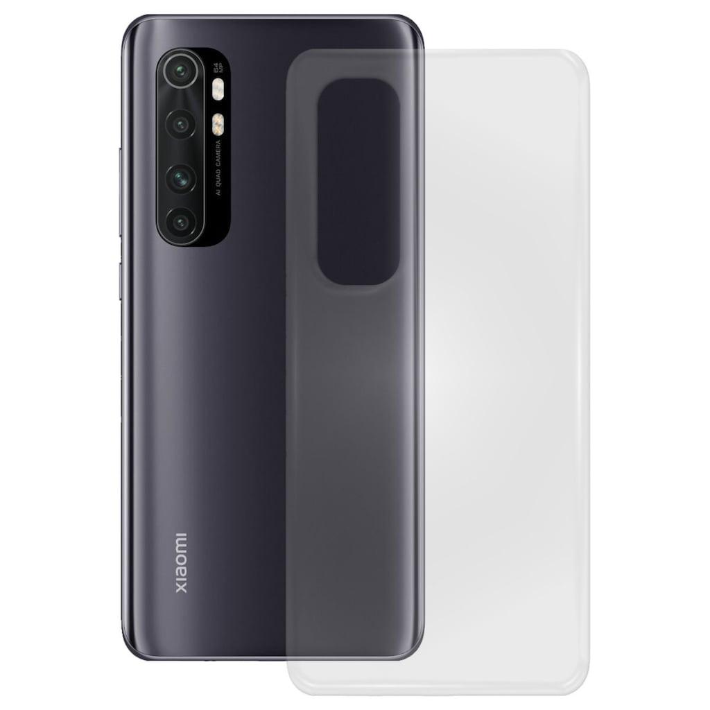 PEDEA Handyhülle »Soft TPU Case für Xiaomi Mi 10 Lite«