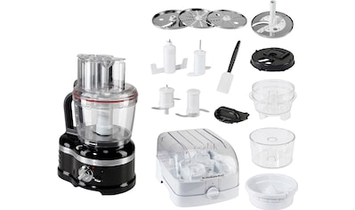 KitchenAid Zerkleinerer Artisan 5KFP1644EOB, 650 Watt kaufen