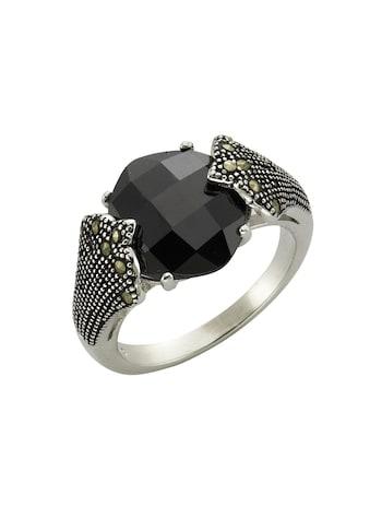 Zeeme Ring »925/ -  Sterling Silber Achat Markasit« kaufen