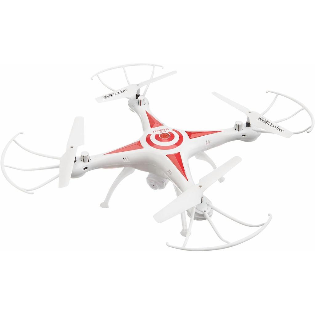 Revell® RC-Quadrocopter »Revell® control, Go! Video«, mit Kamera