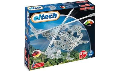 Eitech Metallbaukasten »Hubschrauber«, (310 St.), Made in Germany kaufen
