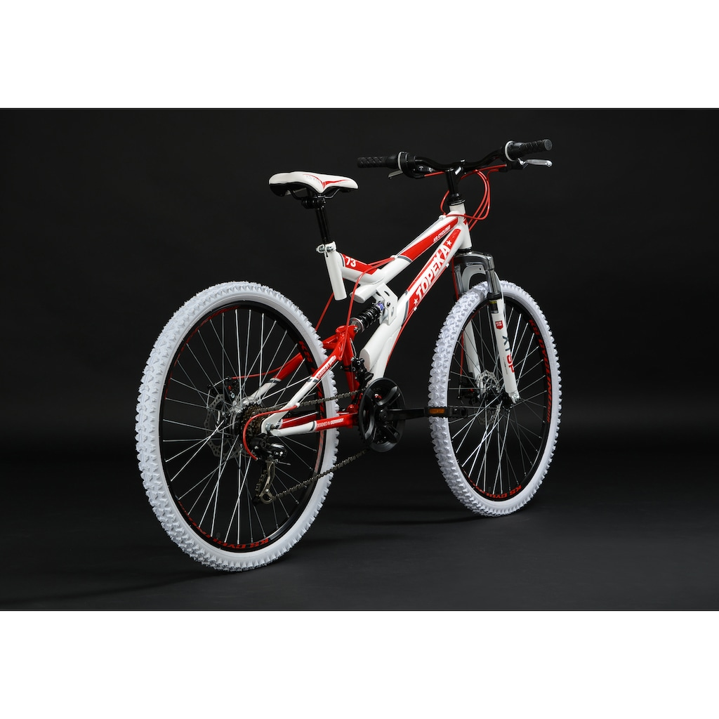 KS Cycling Mountainbike »Topeka«, Kettenschaltung