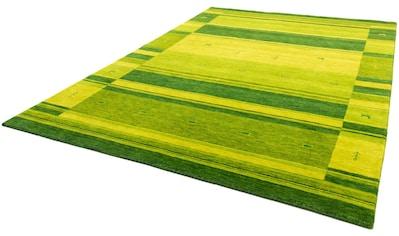morgenland Wollteppich »Gabbeh Teppich Dubai«, rechteckig, 18 mm Höhe kaufen