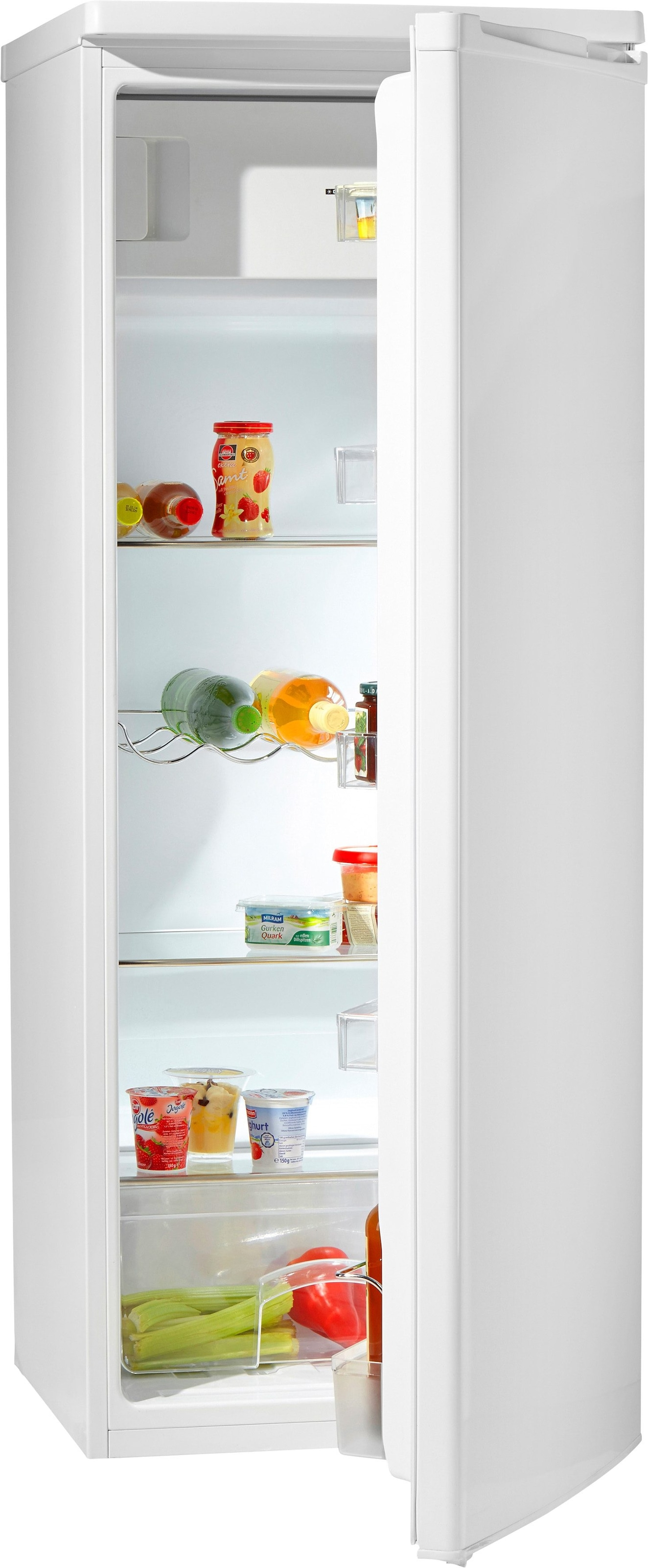 Amica Kühlschrank Ks 15453 : Hanseatic kühlschrank cm hoch cm breit per rechnung baur