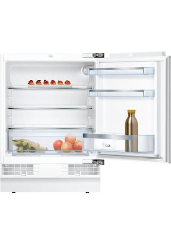 BOSCH Einbaukühlschrank »KUR15ADF0«, 6 kaufen