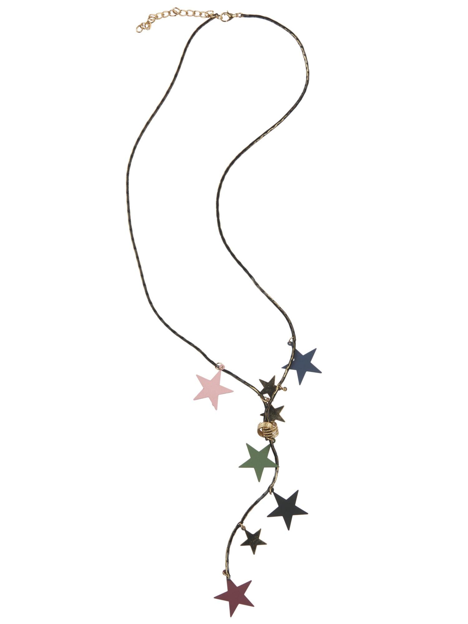 Heine Kette mit Sternen
