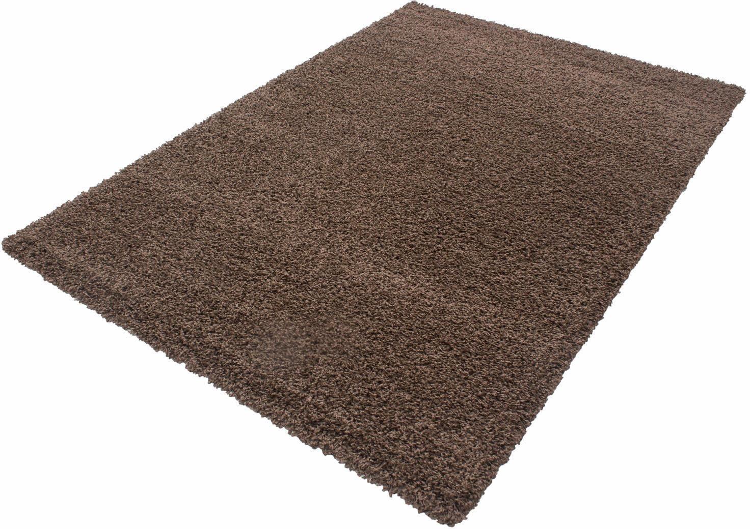 Hochflor-Teppich Life Shaggy 1500 rechteckig Höhe 30 mm