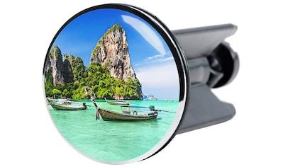 Sanilo Waschbeckenstöpsel »Thailand«, Ø 4 cm kaufen