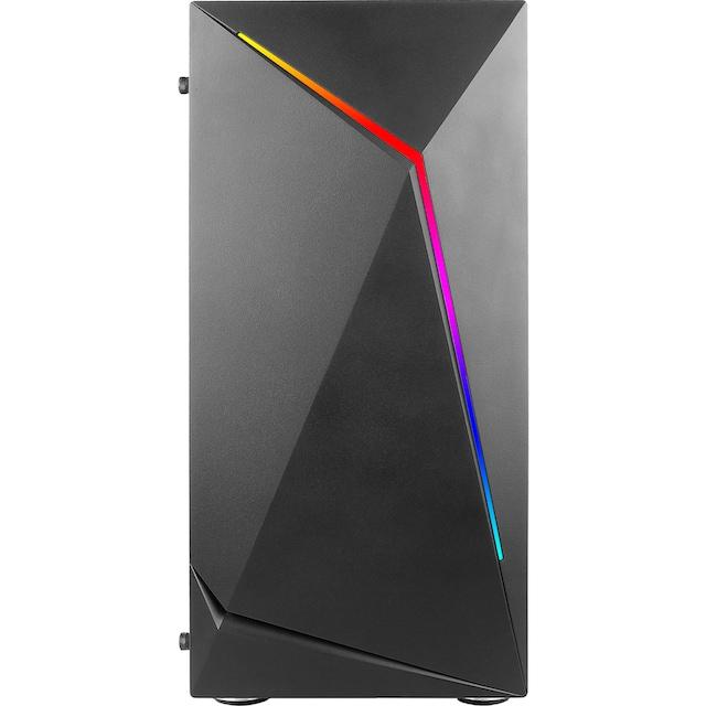 Hyrican »Onyx 6510« Gaming-PC (AMD, Ryzen 5, GTX 1650 SUPER, Luftkühlung)