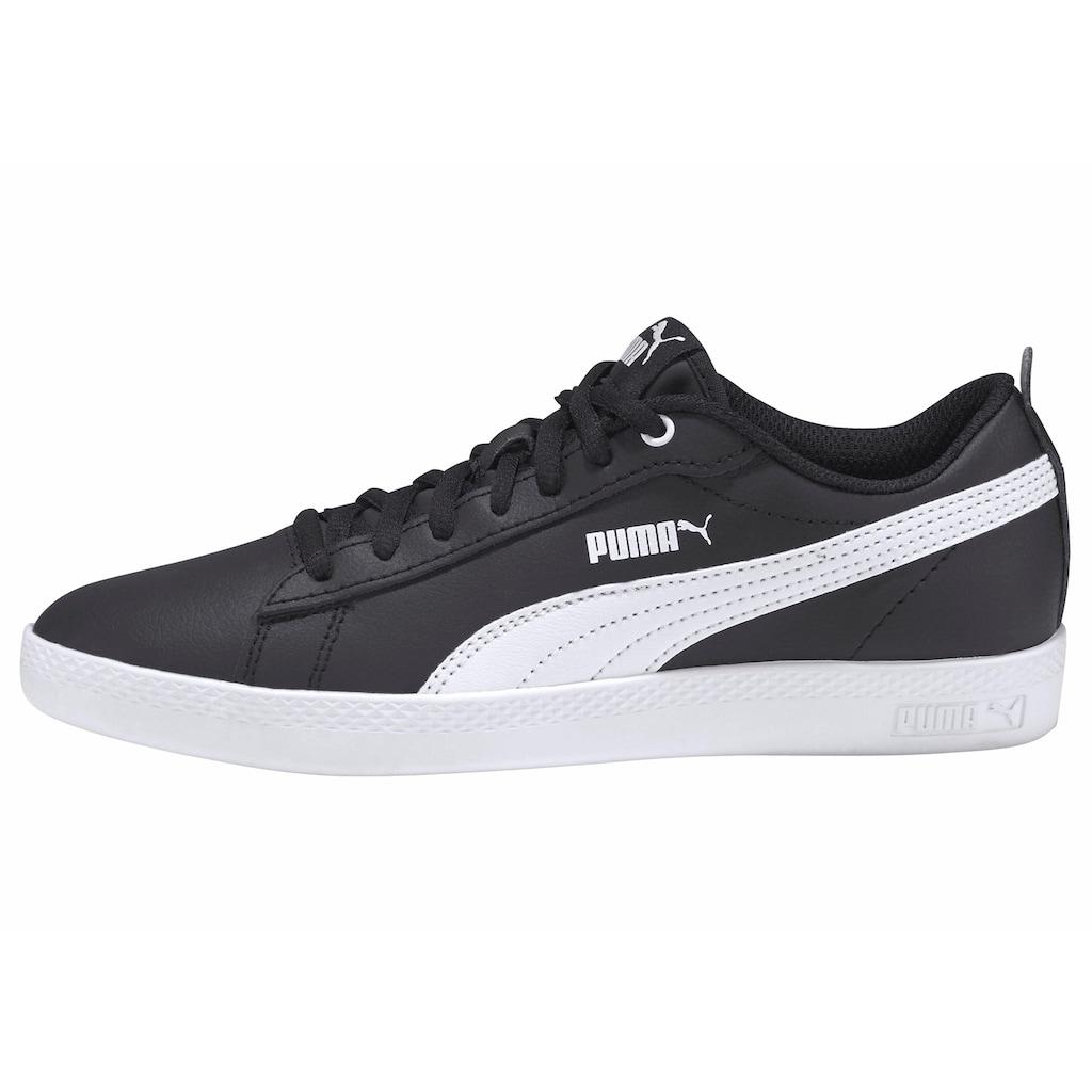 PUMA Sneaker »Smash Wns v2L«