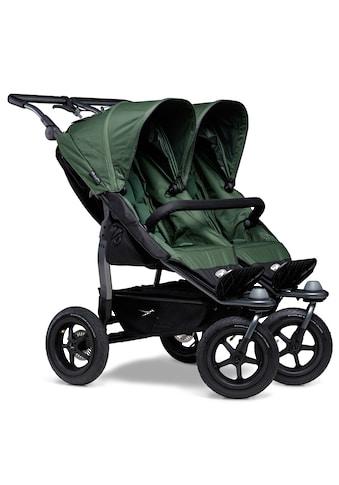 tfk Zwillingsbuggy »Sportkinderwagen duo«, 45 kg, Zwillingskinderwagen; Kinderwagen... kaufen