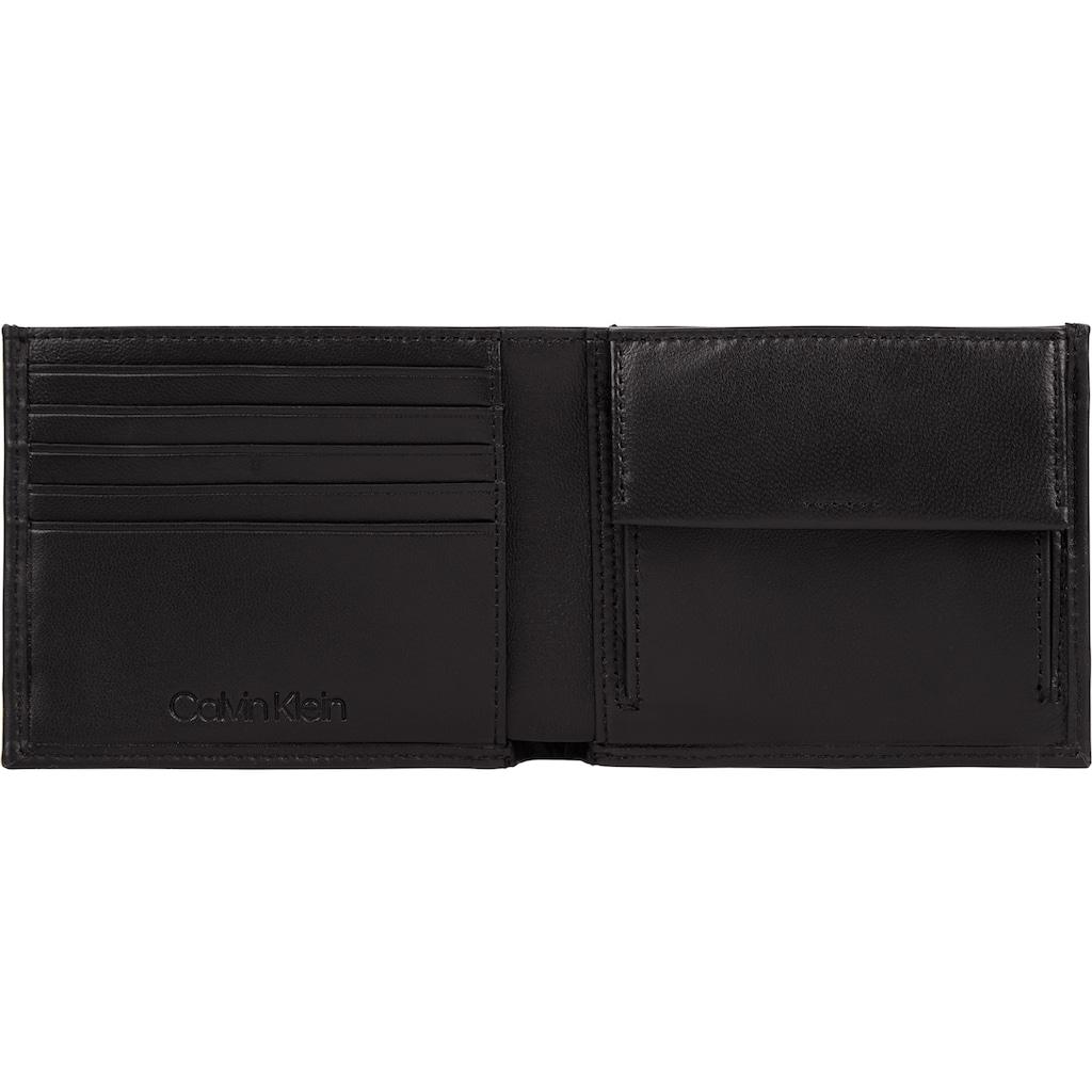 Calvin Klein Geldbörse »BIFOLD 5CC W/ COIN«, mit RFID Schutz