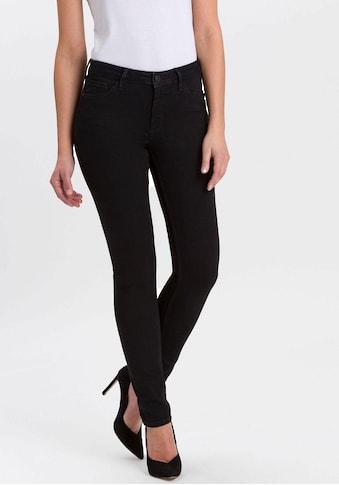 Cross Jeans® High-waist-Jeans »Alan«, Figurbetonter High-Waist-Schnitt kaufen