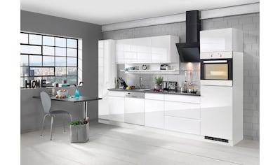 HELD MÖBEL Küchenzeile »Virginia«, mit E - Geräten, Breite 330 cm kaufen