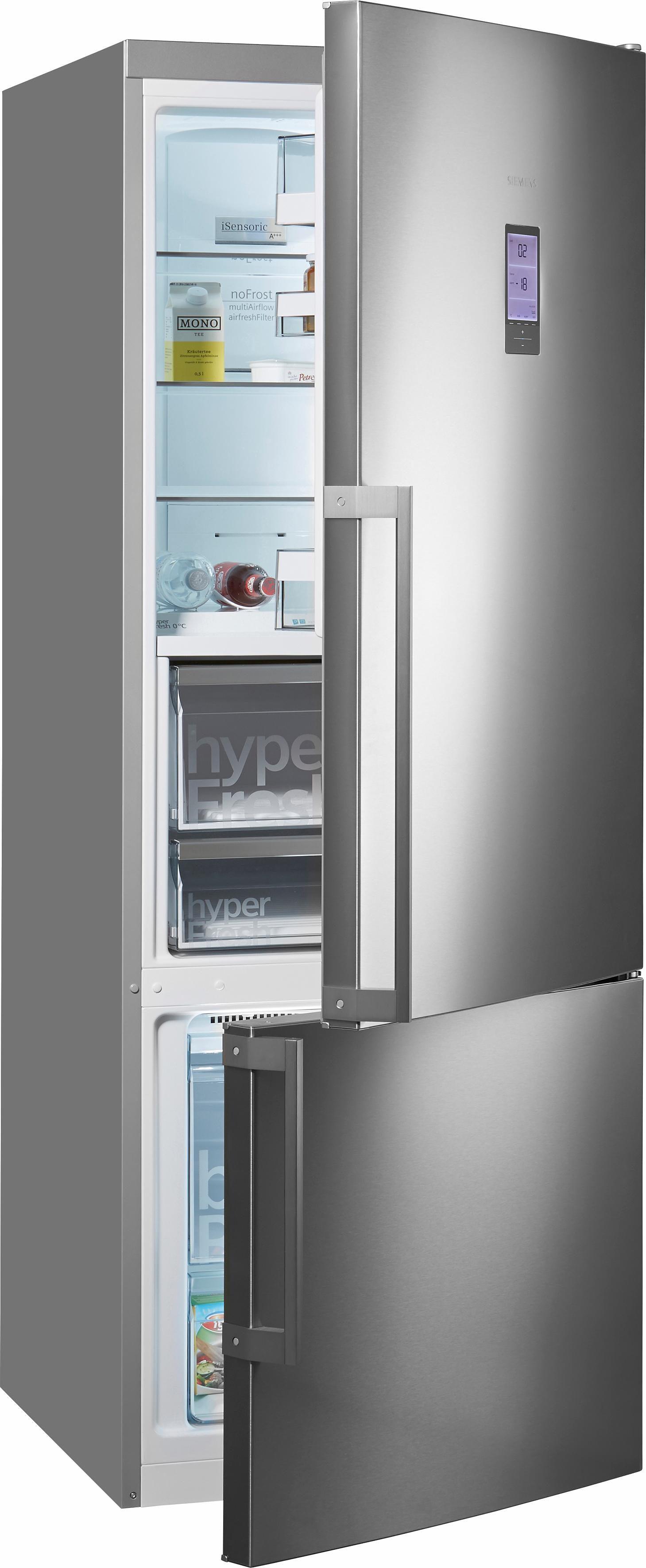 Siemens Kühl Gefrierkombination 193 Cm Hoch 70 Cm Breit Baur