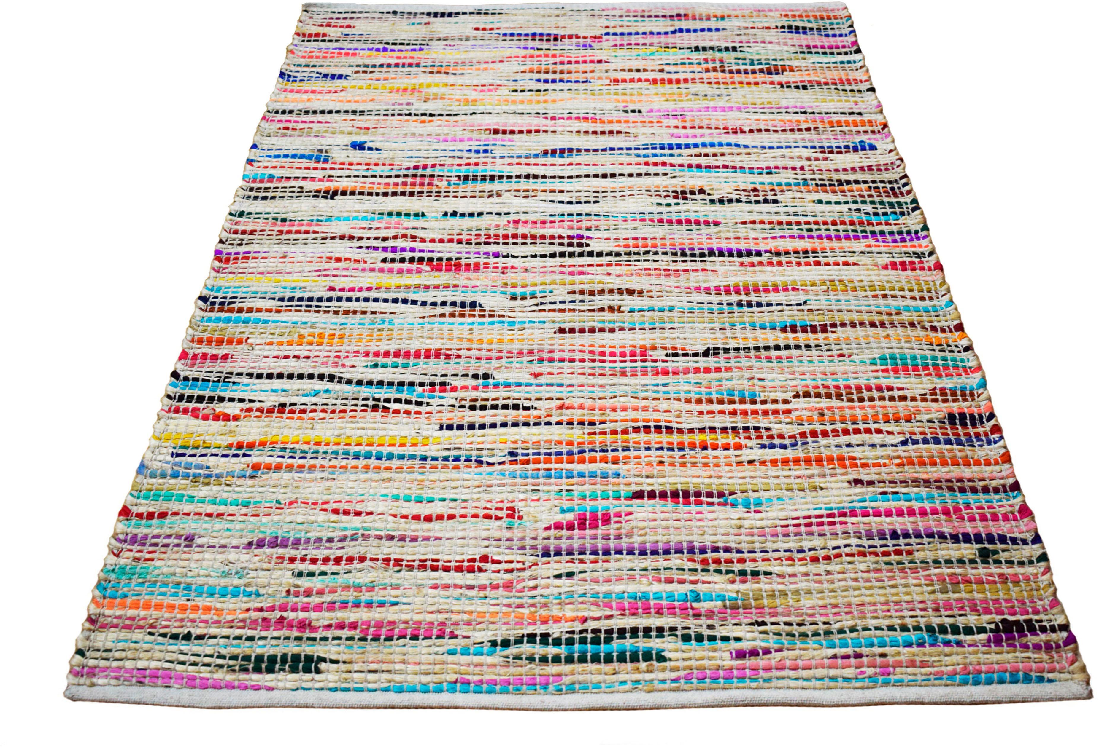Teppich Enzo Lüttenhütt rechteckig Höhe 14 mm