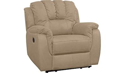 home affaire xxl sessel marko mit grosszugiger relaxfunktion kaufen