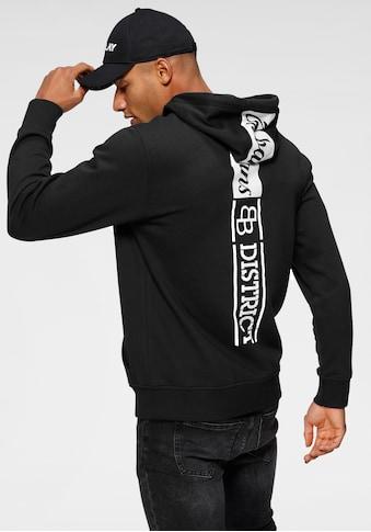 Bruno Banani Kapuzensweatshirt, mit großem Markenprint hinten kaufen