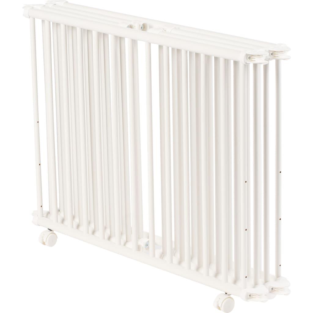Geuther Laufgitter »Lucilee Plus, weiß, 92x97 cm«, bis 15 kg, mit Folienboden 032