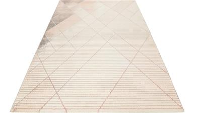 Teppich, »Velvet Walk«, Wecon home, rechteckig, Höhe 13 mm, maschinell gewebt kaufen