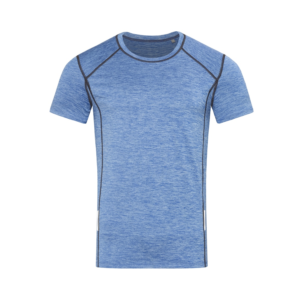 Stedman T-Shirt »Recycled Visible«, aus recyceltem Material