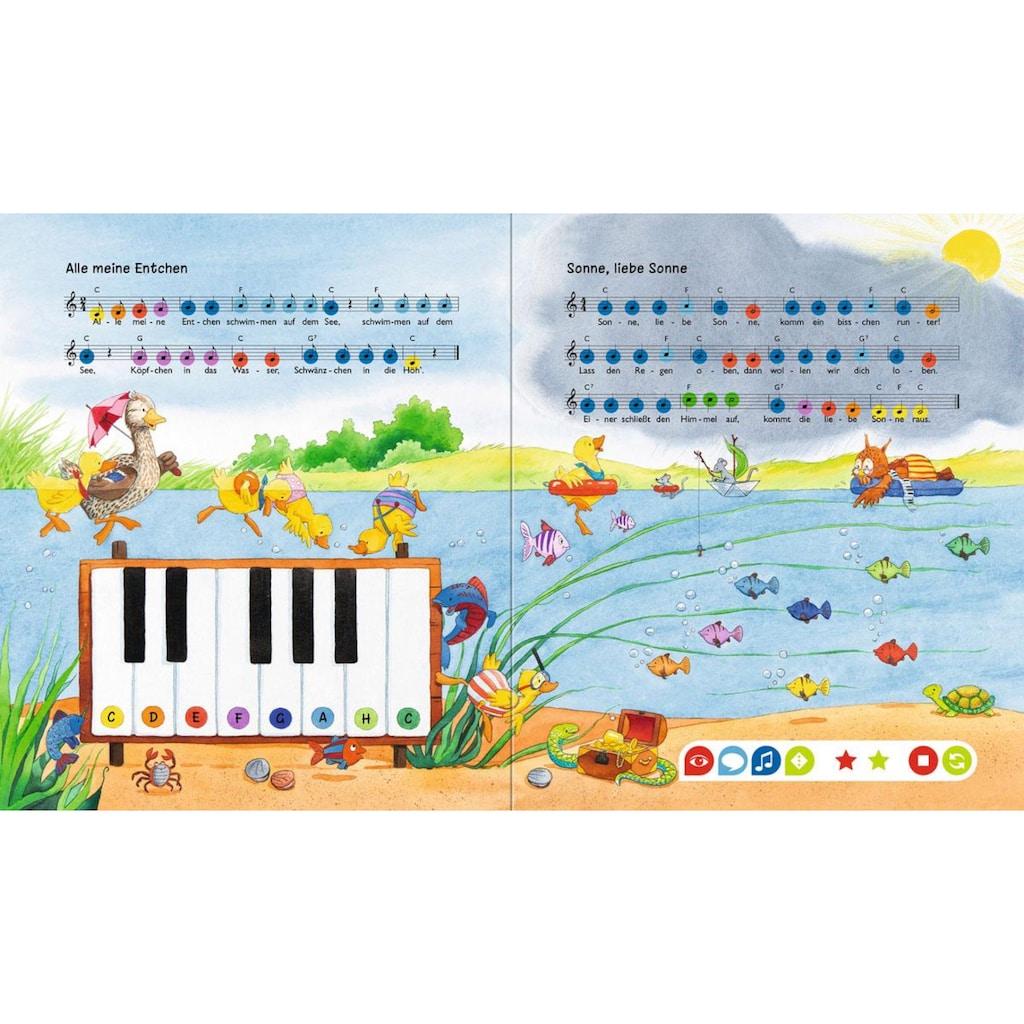 Ravensburger Buch »tiptoi® Meine schönsten Kinderlieder«, Made in Europe