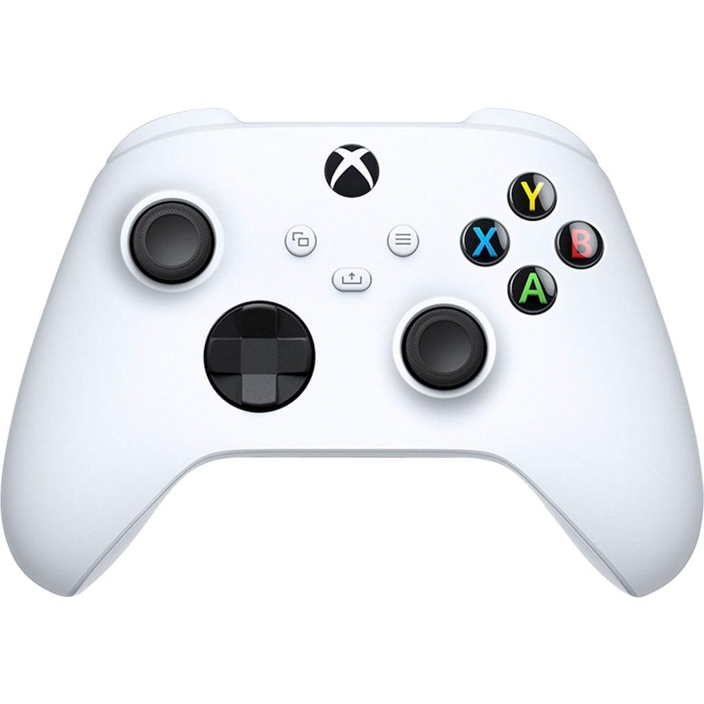 Xbox Konsolen-Set »Series S«, inkl. 2. Controller - Daystrike Camo SE