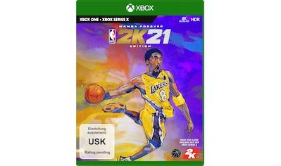 NBA 2K21 Legend Edition Xbox One kaufen