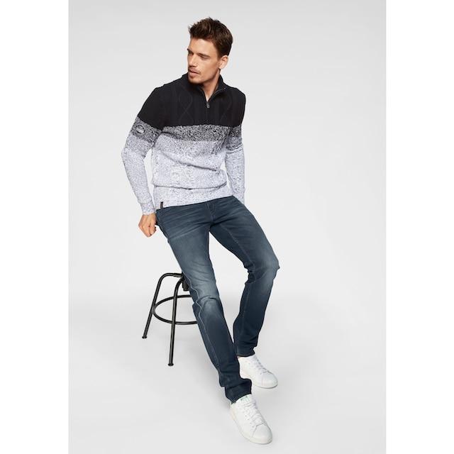 PME LEGEND Slim-fit-Jeans »NIGHTFLIGHT«