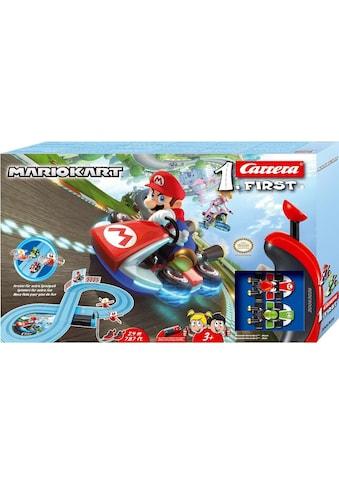 """Carrera® Autorennbahn """"Carrera® First  -  Mario Kart™"""", (Streckenlänge 2,4 m), (Set) kaufen"""