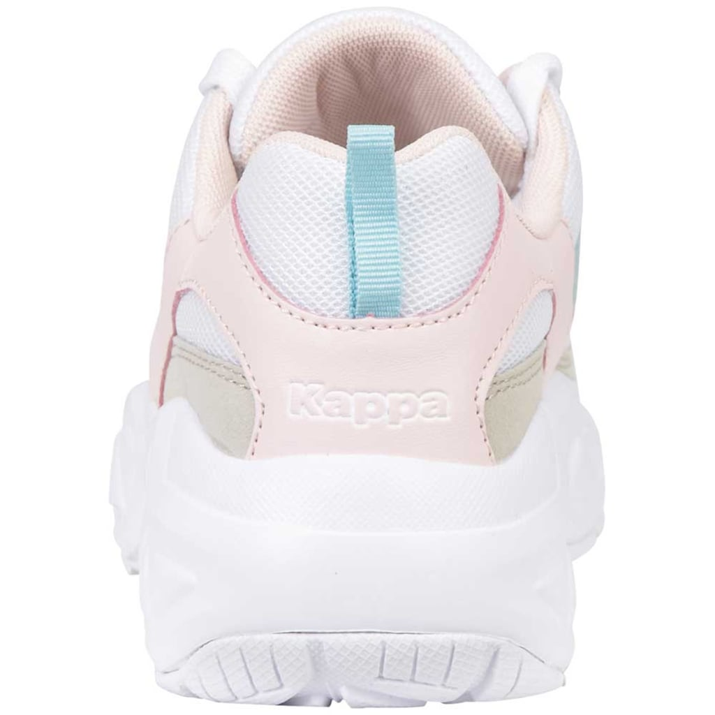 Kappa Plateausneaker »OVERTON«, in coolem Ugly-Style<br />