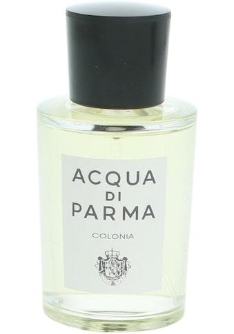 Acqua di Parma Eau de Cologne »Colonia« kaufen