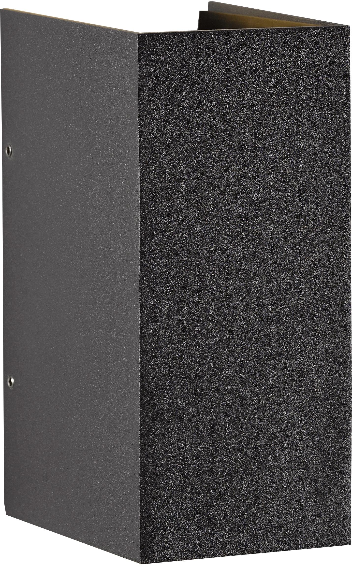 Nordlux LED Außen-Wandleuchte Norma, LED-Board, Warmweiß