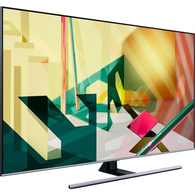 Samsung GQ75Q75T QLED-Fernseher (189 cm / (75 Zoll), 4K Ultra HD, Smart-TV