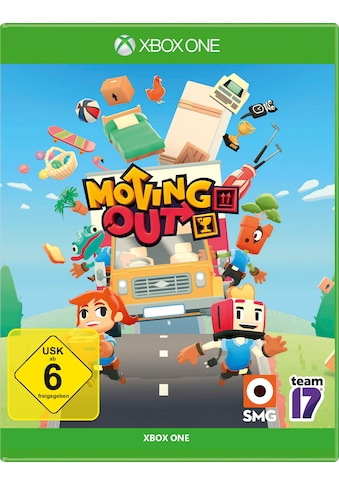 Spiel »Moving Out«, Xbox One kaufen