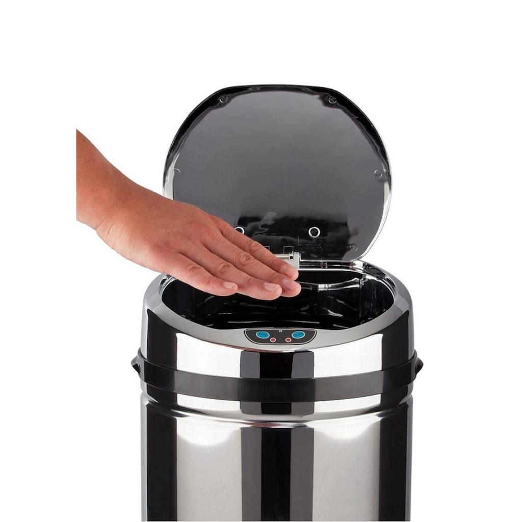 ECHTWERK Mülleimer »INOX«, Infrarot-Sensor, Fassungsvermögen 42 Liter