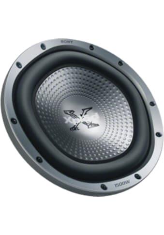 Sony Lautsprecher »Subwoofer XS« kaufen