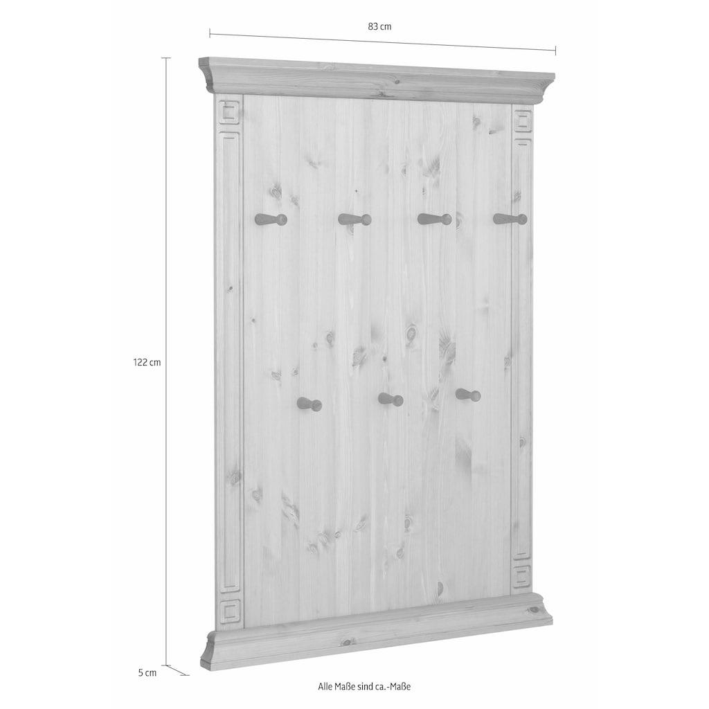 Home affaire Wandpaneel »Vinales«, Höhe 122 cm aus massiver Kiefer