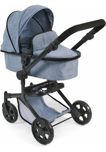 """CHIC2000 Kombi - Puppenwagen """"Mika, blau"""" kaufen"""