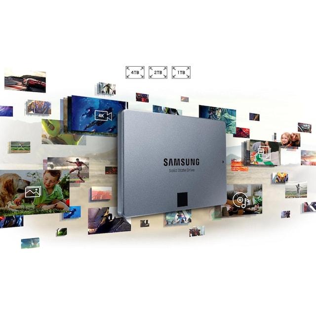 Samsung »860 QVO« SSD 2,5 ''