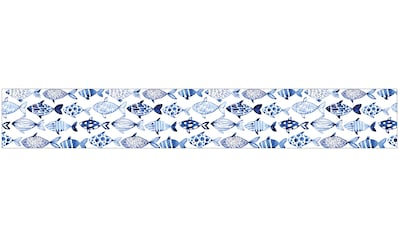 MySpotti Fensterfolie »Look Shoal«, halbtransparent, glattstatisch haftend, 200 x 30... kaufen