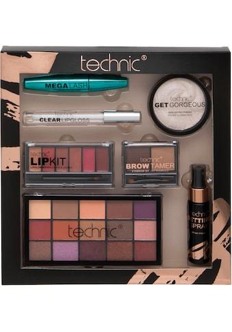 "technic Make - up Set ""Beauty Blockbuster"", 7 - tlg. kaufen"