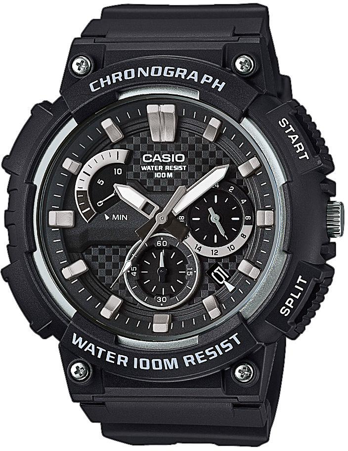 Casio Collection Chronograph MCW-200H-1AVEF Preisvergleich