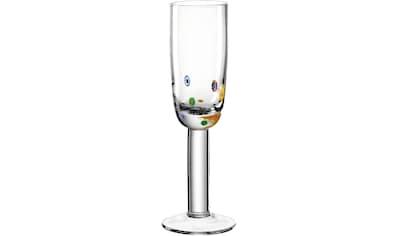 """LEONARDO Sektglas """"Millefiori"""" (6 - tlg.) kaufen"""