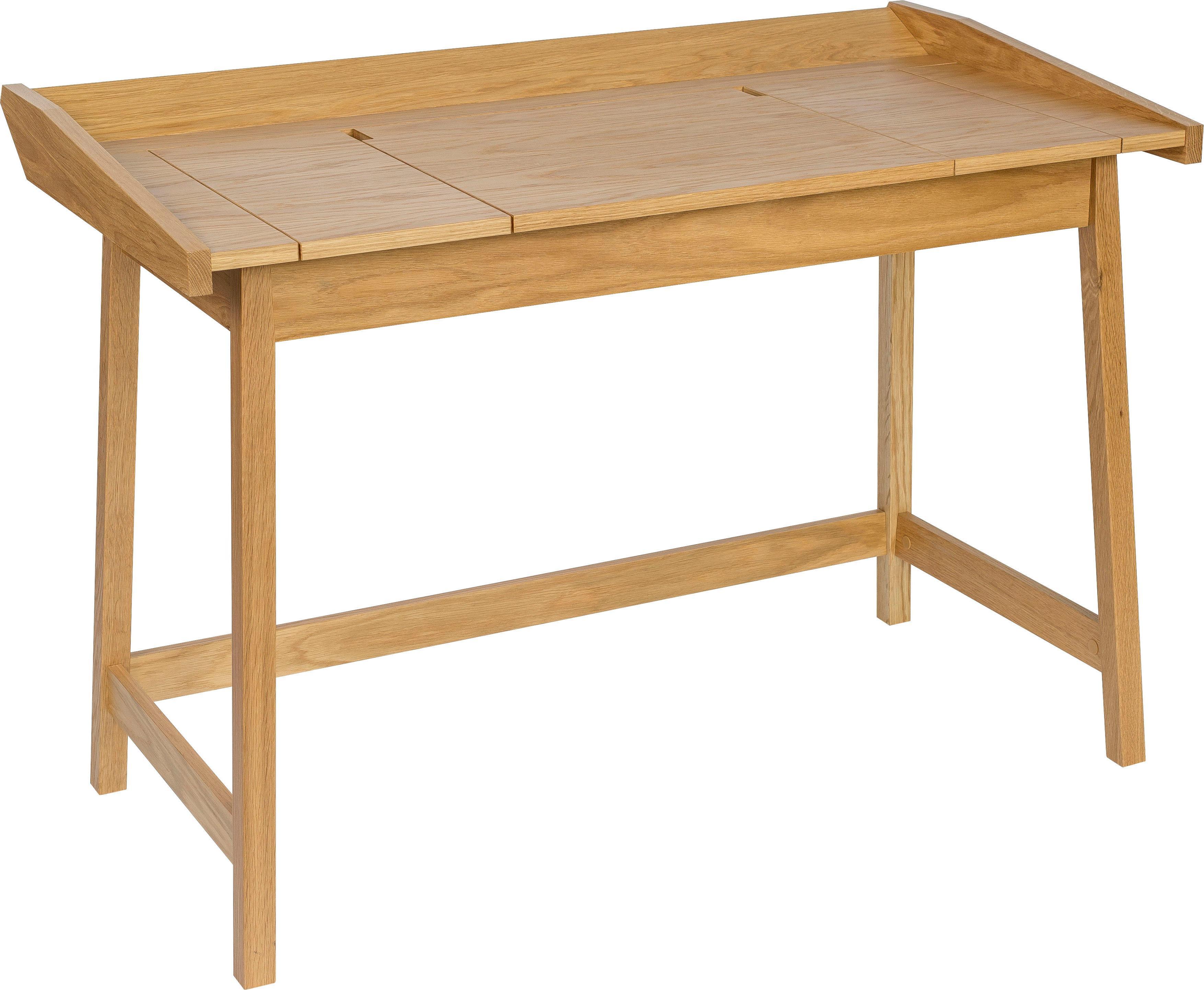 Woodman Schreibtisch Walter mit 3 Klappen