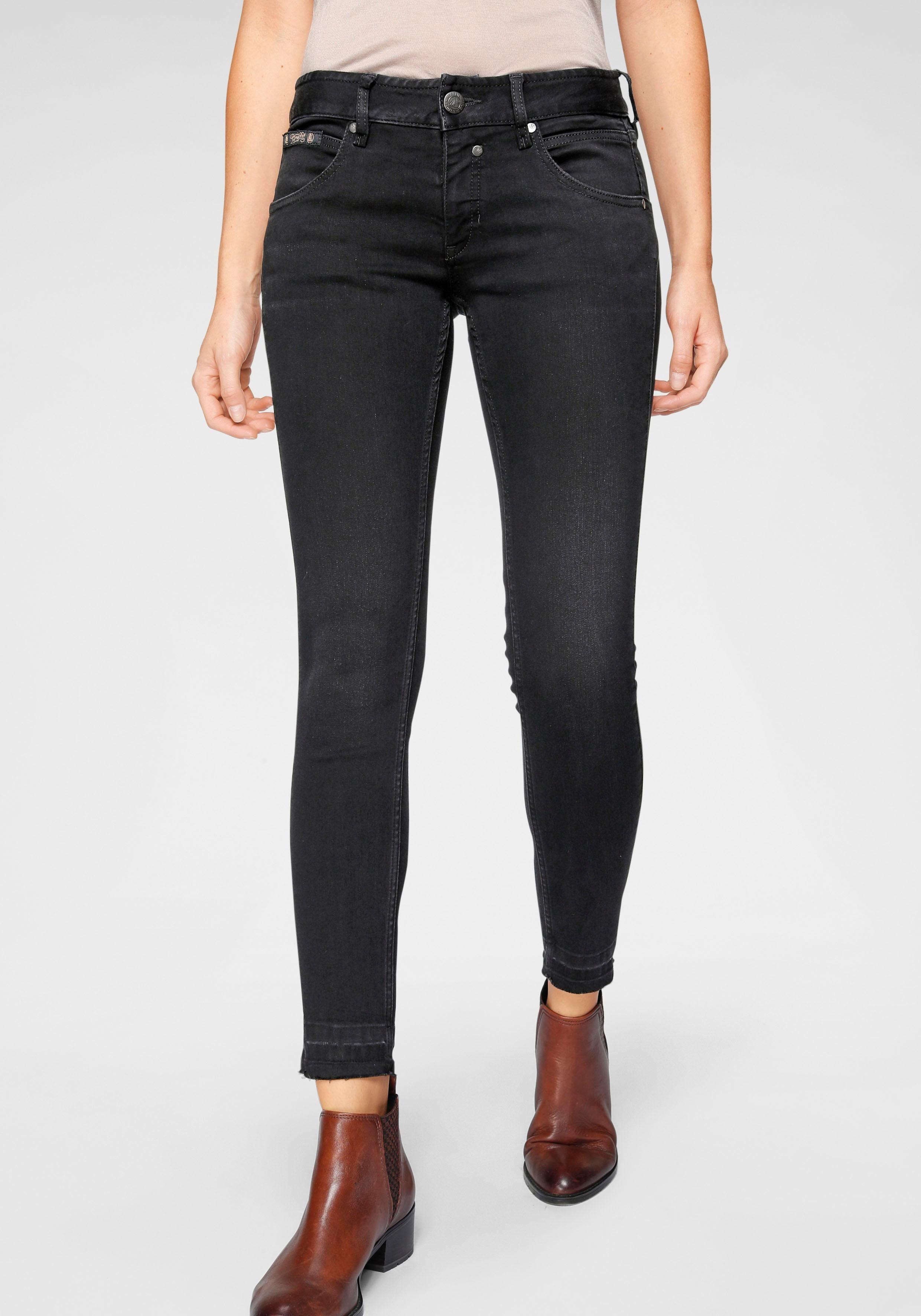 Herrlicher 7/8-Jeans TOUCH CROPPED | Bekleidung > Jeans > 7/8-Jeans | Herrlicher