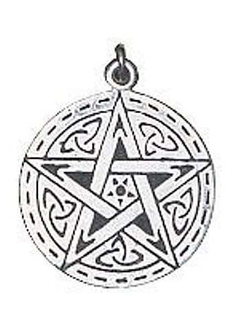 Adelia´s Amulett »Keltischer Sternzeichen Anhänger«, Hop Tu Naa - 17. Nov - 9. Dez kaufen